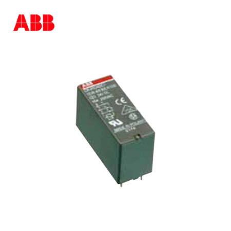 ABB PCB 继电器 插拔式中间接口继电器;CR-P230AC1