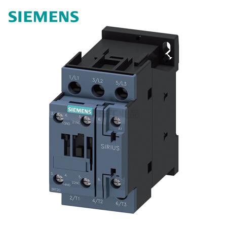 西门子 接触器;3RT20251AD00