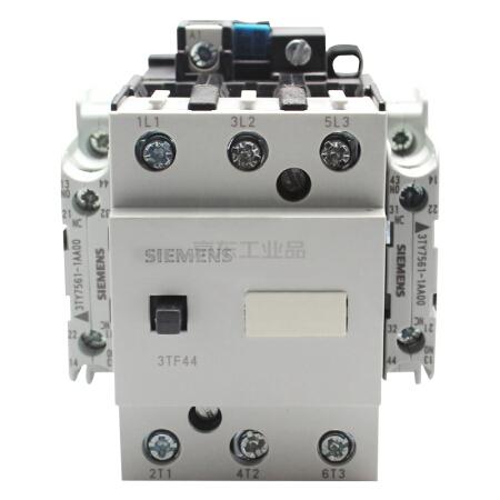 西门子 SEAL 电机控制与保护产品(国产) 接触器,18个/箱;3TF44220XM0