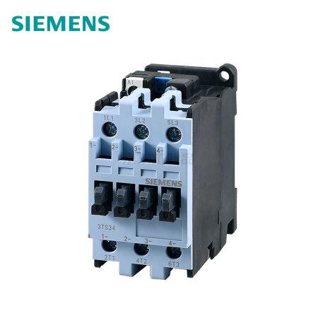 西门子 SEAL 电机控制与保护产品(国产) 交流接触器;3TS33110XB0