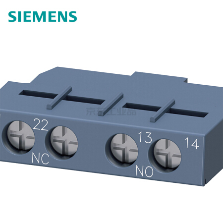 西门子 电动机起动保护断路器附件附件,10个/盒;3RV69011E