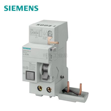 西门子 电磁式漏电保护器 A型;5SM23266