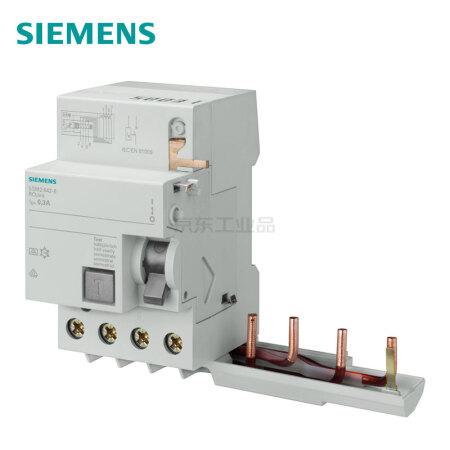西门子 电磁式漏电保护器 AC型;5SM23430