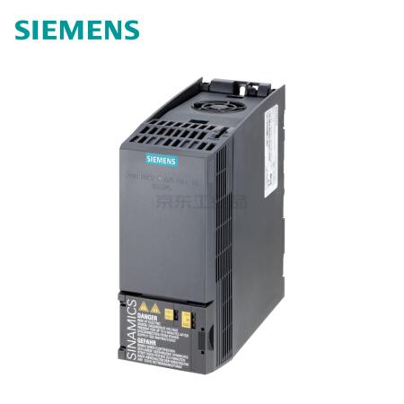 西门子 一体式变频器,无内置滤波器;6SL3210-1KE13-2UB2
