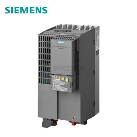 西门子 紧凑型变频器,不带内置滤波器;6SL32101KE213UP1